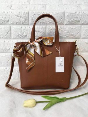 Legacy Fashionista Skaf Brown Sling