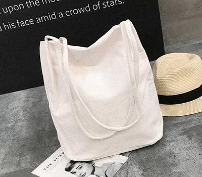 tote bag putih